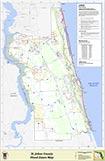 St. John's County Flood Zones Maps